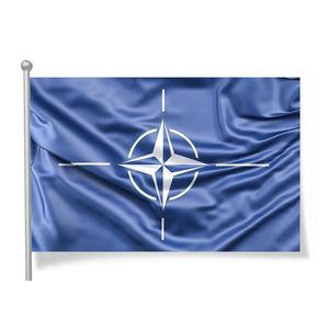 BANDIERA NATO varie misure