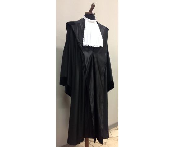 Toga avvocato in lana