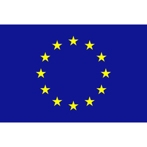 Bandiera Europa 100P