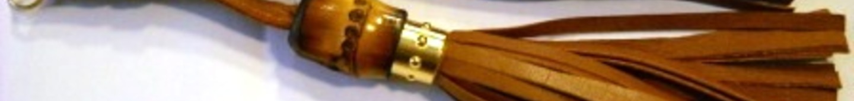 Cnd 4.12 nappini in pelle con bamb%c3%b9 euro 58.00