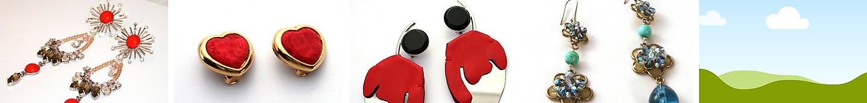 Intestazione orecchini