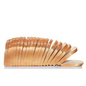 Pane bianco a fette