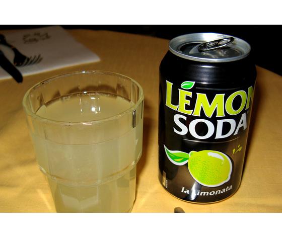 Lemonsoda