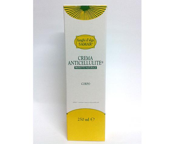 Fanghi d'Alga crema anticellulite
