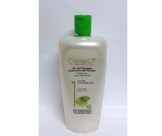 olio da massaggio elasticizzante