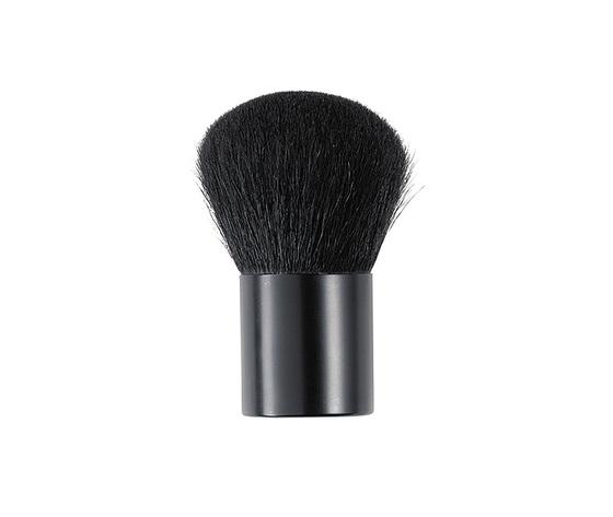 pennello polvere kabuki nero