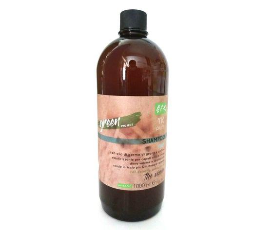 Shampoo capelli ricci