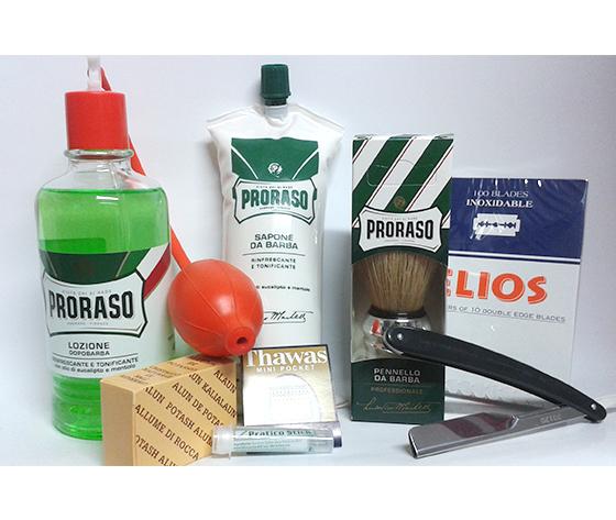 Kit Rasatura Professionale