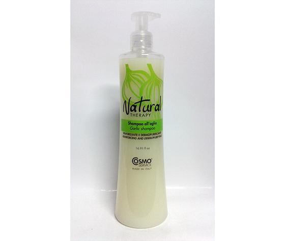 Shampoo all'Aglio