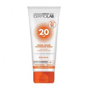Crema Solare Protezione Media