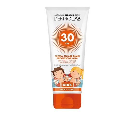 Dermolab Crema Solare Bimbi 30 SPF