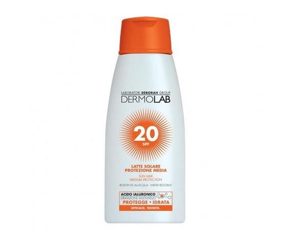 Dermolab Latte Solare Protezione Media 20 SPF