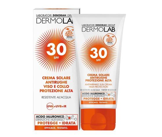 Dermolab Crema Solare Antirughe 30 SPF
