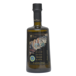 OLIO EVO BIOLOGICO 500ml (elegance)