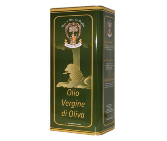 OLIO DI OLIVA VERGINE 5LT