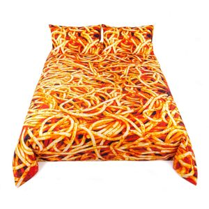 BEDDING SET SPAGHETTI