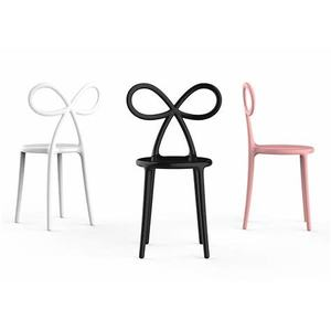RIBBON CHAIR BIANCO QEEBOO